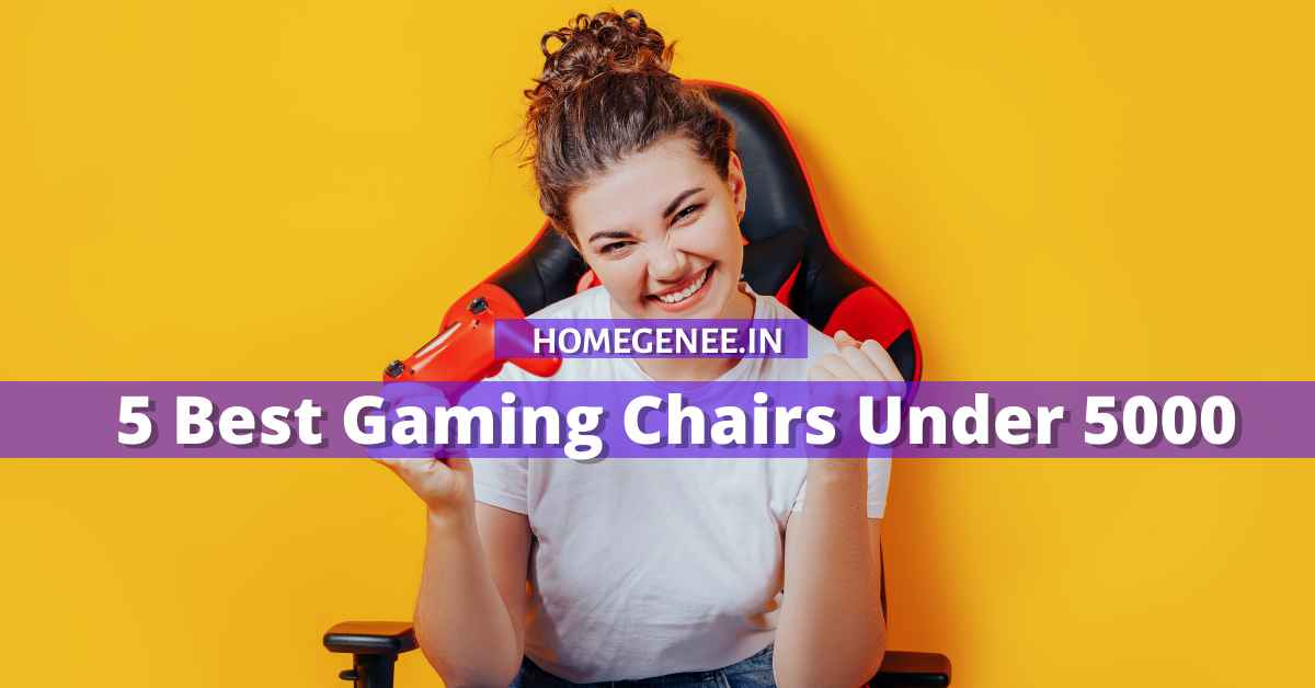 5 best gaming chairs under 5000